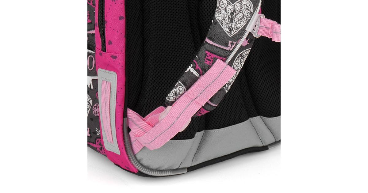 631a6a60c5b Topgal Školní batoh Topgal CHI 875 H - Pink - TOPGAL - Batohy a tašky -  Malvík.sk - kočárky pro malé i větší