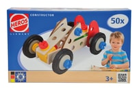 Simba HEROS Constructor Racer, 3 modely