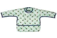 Lässig Long sleeve Bib Wildlife Turtle