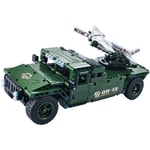 Buddy toys BCS 2003 RC Military auto BUDDY TOYS