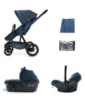 Concord Wanderer Travel set AIR+Sleeper - DENIM BLUE