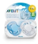 Philips AVENT Šidítko SENSITIVE bez BPA 2ks
