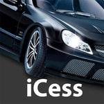 iCess Bluetooth model Mercedes-Benz SL65 AMG