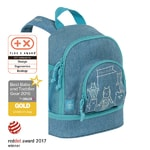Lässig Mini Backpack About Friends mélange blue