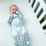 LOVE TO DREAM Rychlozavinovačka Swaddle Up Lite Bamboo