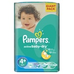 Pampers jedn. plenky ActBaby GP MX+ 70