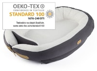 Voksi Baby Nest dark grey