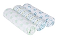 Lässig Swaddle blanket 85x85 2015 sweet dreams boys