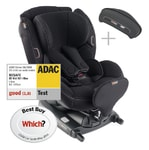 BeSafe iZi Kid X2 i-Size Black Car Interior 50