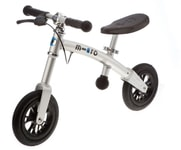 micro® Odrážedlo G-Bike+ AIR Wheel Alu&Brake