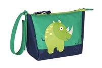 Lässig Wildlife Mini Washbag rhino