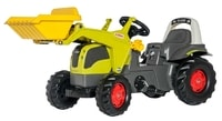ROLLYTOYS Šlapací traktor Rolly Kid Claas Elios