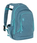 Lässig Big Backpack About Friends mélange blue