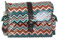 Kalencom Buckle Bag Safari Zig Zag
