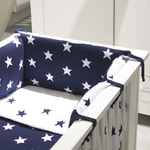 Baby´s Only Star Bed Bumper - Mantinel do postýlky