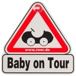 "REER ZNAČKA ""BABY ON TOUR"""
