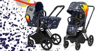 CYBEX MIOS BLACK FASHION ANNA K 2018