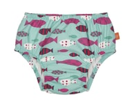 Lässig Swim Diaper Girls mr. fish 18 mo.