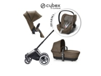 Cybex SET PRIAM All Terrain + Cloud Q PLUS ZDARMA