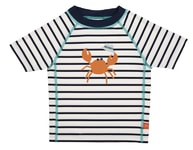 Lässig Rashguard Short Sleeve Boys sailor navy 12 mo.