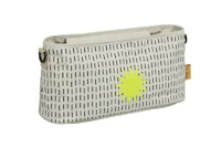 Lässig Casual Buggy Organizer Dots Strokes sand