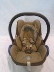 Bazar Maxi Cosi CabrioFix  2015 (Earth Brown)