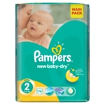 Pampers jedn. plenky NewB VPP Mini 76