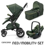 Concord Mobility Set Neo Air + Scout limitovaná edice Jungle Green