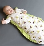 ergoPouch® Organic Cotton Quilt Sleeping Bag 2.5 TOG