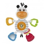 Chicco Plush First activities Zebra