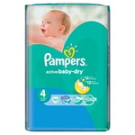 Pampers jedn. plenky ActBaby VP Maxi 49