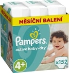 Pampers Active Baby Monthy Box