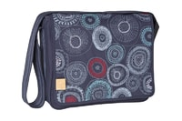 Lässig Casual Messenger Bag Fossil navy