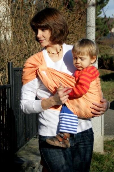 Storchenwiege Šátek na nošení dětí BIO Storchenwiege Šátek na nošení dětí  BIO ... a2ac225fa2