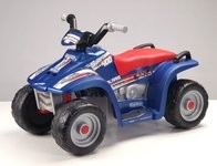 Polaris SPORTSMAN 400 NERO (IGED1106) - Polaris Sportsman 400