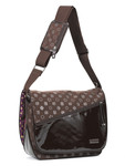 Allerhand Monogram Collection MONO Messenger Bag Medium