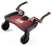LASCAL Buggy Board Maxi -závěsné stupátko - červené