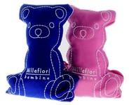 Millefiori Vonný sáček Medvídek - modrý (Dolci Coccole)