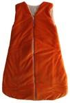 Spací pytel oranžový 120 cm