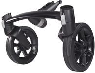Quinny Moodd modul 4 kola - černá