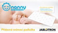 Jablotron Nanny - náhradní deska