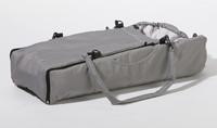 Hoco Vložná taška do kočárku Hoco - Slime/light grey