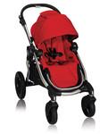 Baby Jogger City Select - Ruby/stříbrný rám