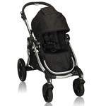 Baby Jogger City Select - Onyx/stříbrný rám