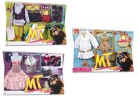 Moxie Teenz Sada oblečení, vlna 1, 3 druhy