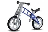 First Bike První dětské kolo odrážedlo - STREET PU (plastová kola)