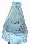 Depemo Koš Nový Méďa - modrý