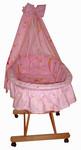 Depemo Koš Nový Méďa - růžový