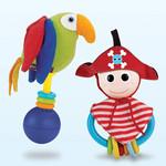 Yookidoo Pirátský a kovbojský set - pirátský set