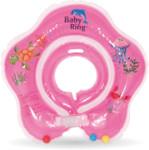 Baby Ring kruh kolem krku pro koupání miminek - 0-36 měs.růžová